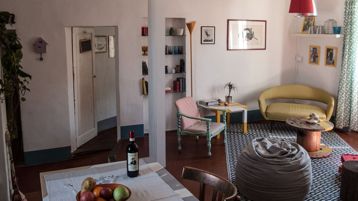 Pangea apartment Cuckoo Florence